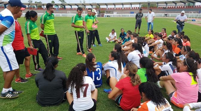 Balance Positivo de Visorias FEMEXFUT en Tamaulipas