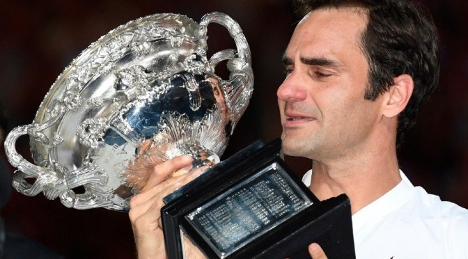 Si Te Llamas Roger Federer
