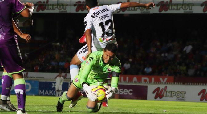 Jaiba Conquista Puerto Jarocho en Copa MX