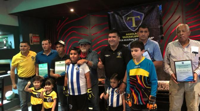 Águilas de Tamaulipas Listas Para Volar
