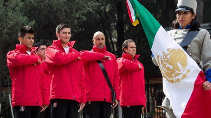 Mexicanos en Pyeongchang 2018