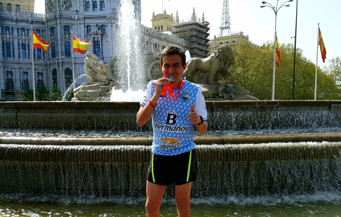 Una Meta Más a la Madrileña