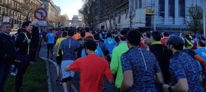 Corredores Conquistan Nueva Ruta de Media Maratón Madrid.