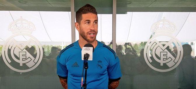 Real Madrid con Hambre de La 13