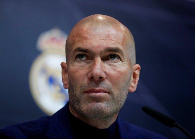 Zidane Dice Adios al Madrid
