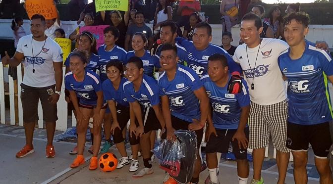 Selección Tamaulipas de Street Soccer Sueña en Grande