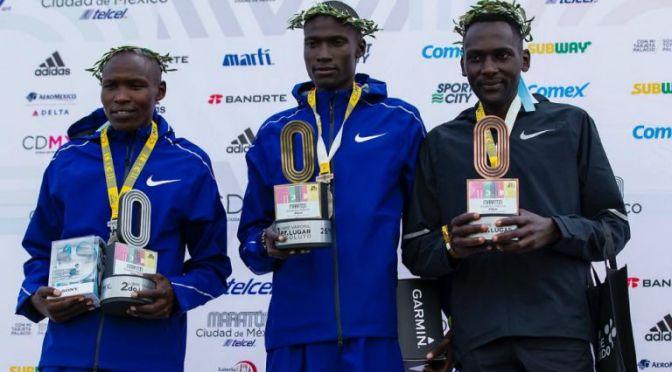 Kenia y Etiopía Dominan el Maratón CDMX 2018