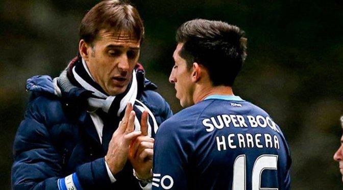 Hector Herrera ¿Madridista?