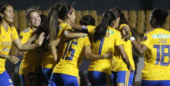 Ferral y Tigres son Líderes de Liga MX Femenil